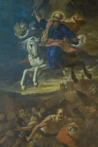 Apparition of St Paul