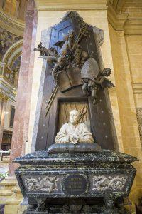 Bishop Scicluna Monument