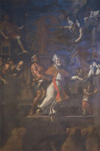 The Martyrdom of St Publius