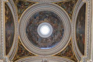 Holy crucifix chapel Mdina cathedral