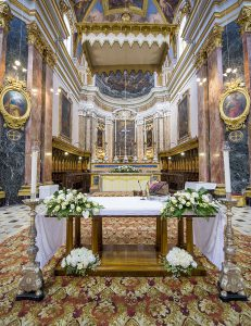 Mdina Cathedral Main Altar