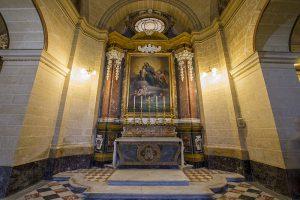 Chapel of the virgin mary