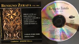 Benigno Zerafa CD