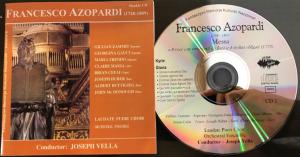 Francesco Azopardi CD