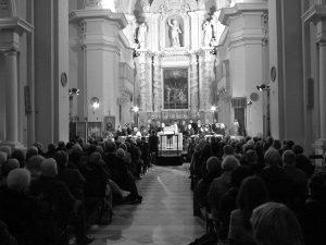 Messa di Bonaventura Rubino during Baroque Festival 2016 Jesuit Church