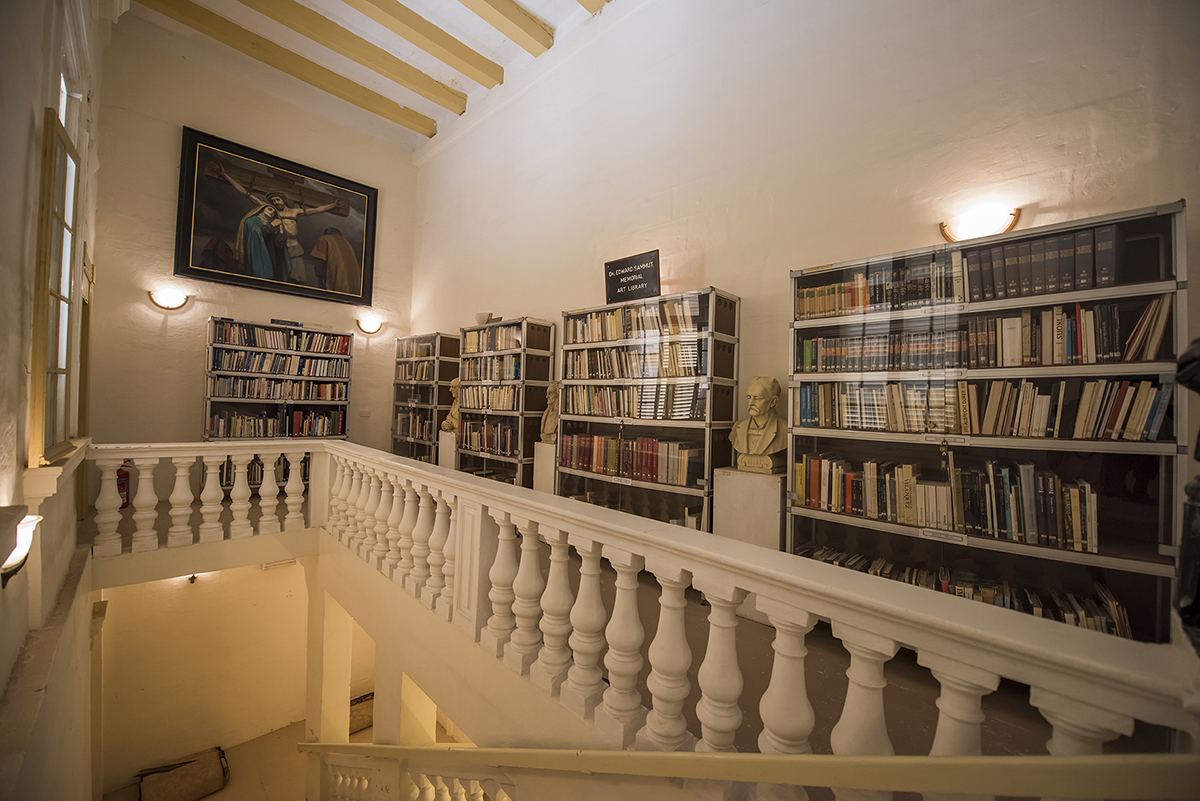 Mdina Archives Library