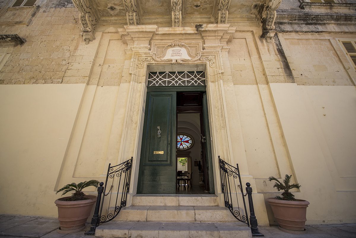 Mdina Archives Facade