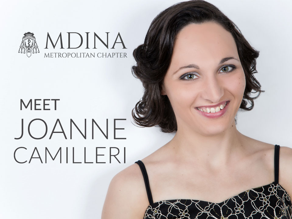 Joanne Camilleri - pianist